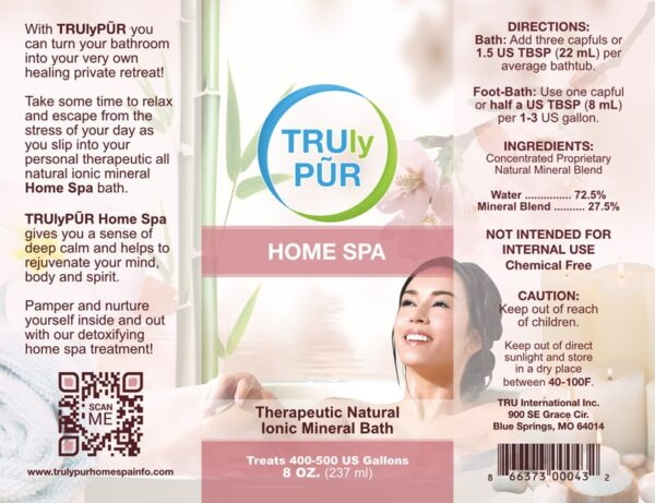 TRUly Home Spa