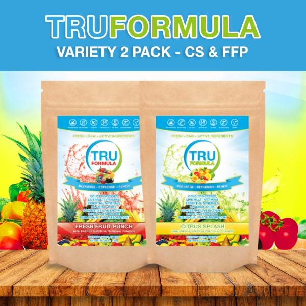 TRUFORMULA VARIETY 2 Pack